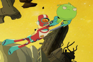 'Final Space' Gary and Mooncake